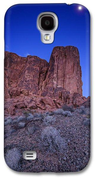 Monolith Galaxy S4 Cases - Monolith Moonrise Galaxy S4 Case by Rick Berk