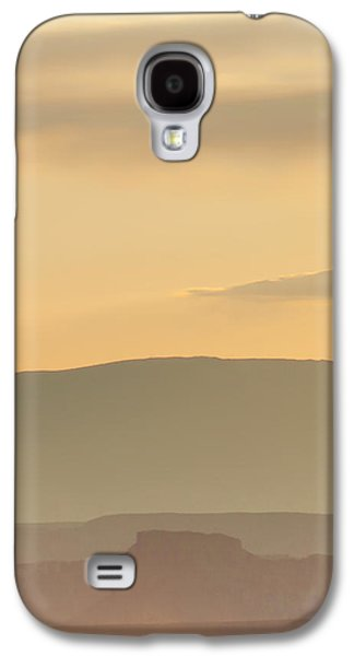 Monument Valley Layers Galaxy S4 Case by Az Jackson