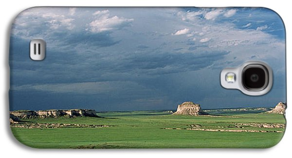 Fort Collins Photographs Galaxy S4 Cases - Moody-Buttes Galaxy S4 Case by Jim Benest