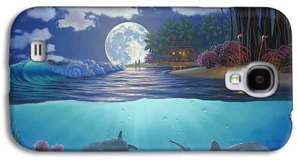 Moonlit Sanctuary Galaxy S4 Case by Al Hogue