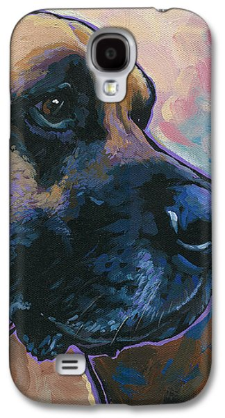 Moose Galaxy S4 Case by Nadi Spencer