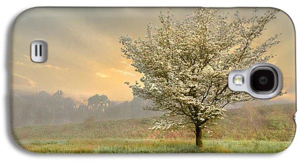 Tn Galaxy S4 Cases - Morning Celebration Galaxy S4 Case by Debra and Dave Vanderlaan
