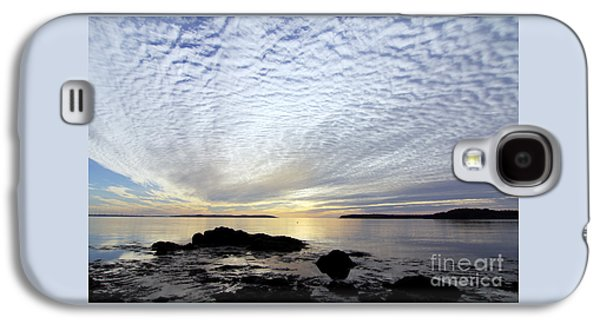 Scott Nelson Galaxy S4 Cases - Morning Glory Galaxy S4 Case by Scott Nelson