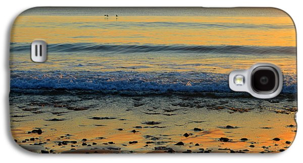 Sun Galaxy S4 Cases - Morning Has Broken Galaxy S4 Case by Dianne Cowen