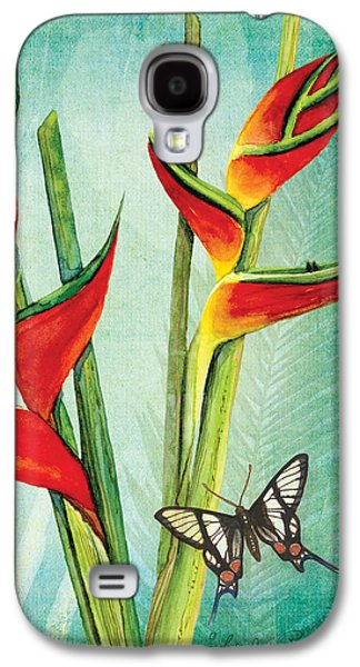 Swirly Galaxy S4 Cases - Morning Light - Serenity Galaxy S4 Case by Audrey Jeanne Roberts