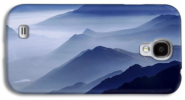 Morning Mist Galaxy S4 Case by Chad Dutson