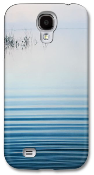 Recently Sold -  - Abstract Nature Galaxy S4 Cases - Morning Ripples Galaxy S4 Case by Parker Cunningham