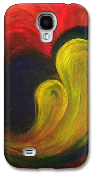 Effervescence Galaxy S4 Cases - Mother And Baby Galaxy S4 Case by Fanny Diaz