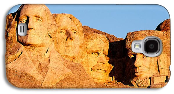 Mount Rushmore Galaxy S4 Case by Todd Klassy