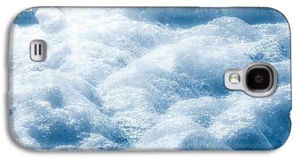 Simplistic Galaxy S4 Cases - Mountains of Foam Galaxy S4 Case by Wim Lanclus