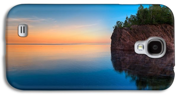 Minnesota Galaxy S4 Cases - Mouth Of The Baptism River Minnesota Galaxy S4 Case by Steve Gadomski