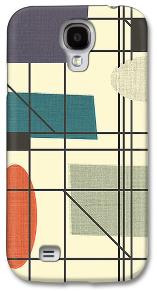 Movement - 3 Galaxy S4 Case by Finlay McNevin
