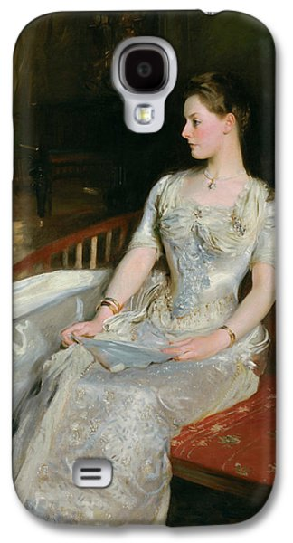 Mrs Cecil Wade Galaxy S4 Case by John Singer Sargent
