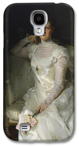 Mrs Joshua Montgomery Sears Galaxy S4 Case by John Singer Sargent
