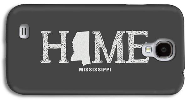 Hattiesburg Galaxy S4 Cases - MS Home Galaxy S4 Case by Nancy Ingersoll