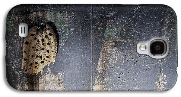Mud Nest Galaxy S4 Cases - Mud Dobers Nest Galaxy S4 Case by David Arment