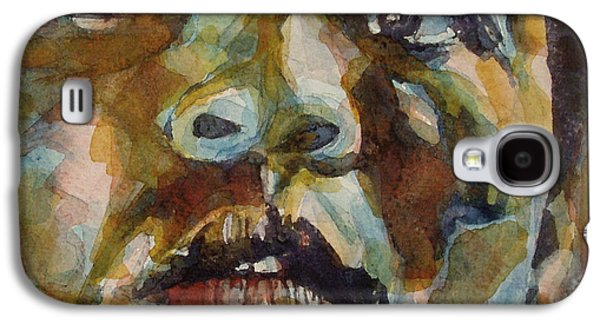 Muhammad Ali   Galaxy S4 Case by Paul Lovering