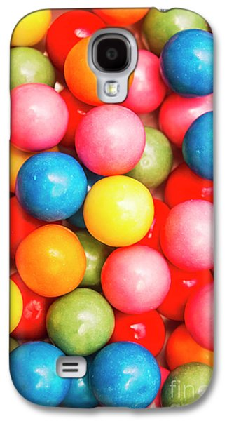 Multi Colored Gumballs. Sweets Background Galaxy S4 Case by Jorgo Photography - Wall Art Gallery