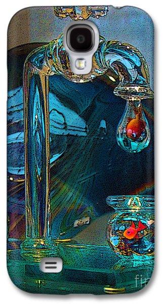 Studio Photographs Galaxy S4 Cases - Murano Fish In Venice Italy Galaxy S4 Case by Al Bourassa