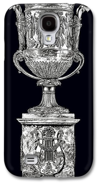 European Sculptures Galaxy S4 Cases - Musical Urn _ V3 Galaxy S4 Case by Bruce Algra