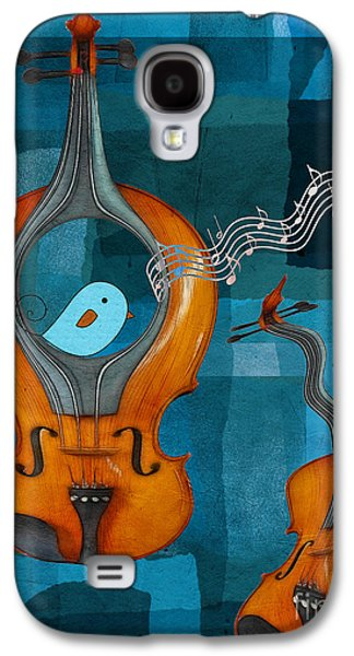 Musiko Galaxy S4 Case by Aimelle