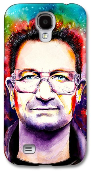 Bono Galaxy S4 Cases - My colors for Bono Galaxy S4 Case by Isabel Salvador