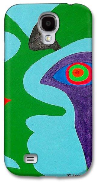 My Inner Bird Galaxy S4 Case by Jim Furlong