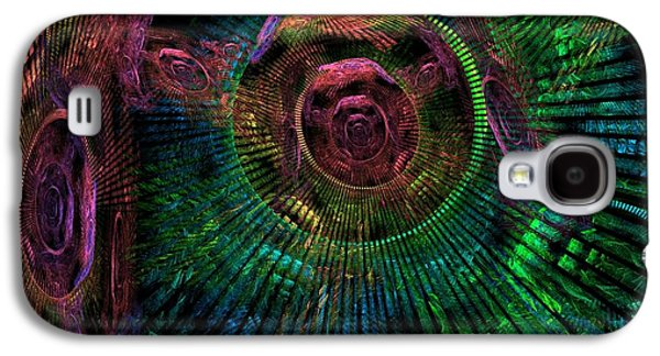 Dreamscape Galaxy S4 Cases - My Minds Eye Galaxy S4 Case by Lyle Hatch