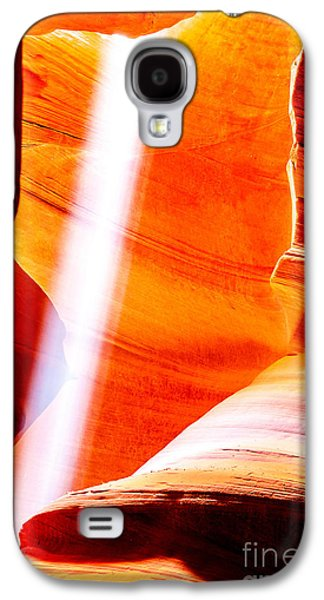 Sun Rays Galaxy S4 Cases - My Solitaire Galaxy S4 Case by Az Jackson