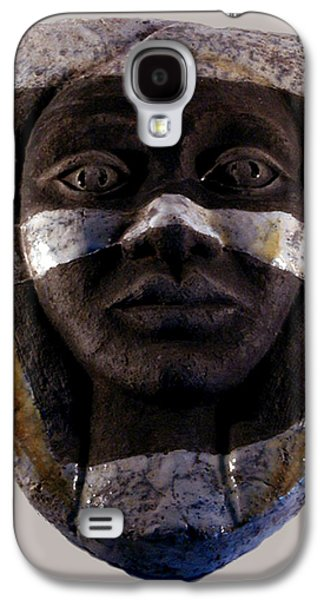Ceramic Ceramics Galaxy S4 Cases - My veils II Galaxy S4 Case by Madalena Lobao-Tello
