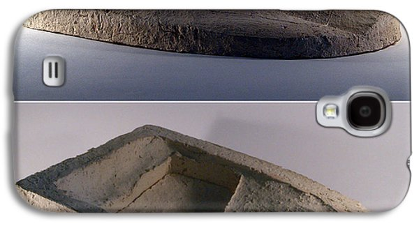 Ceramic Ceramics Galaxy S4 Cases - My veils III Galaxy S4 Case by Madalena Lobao-Tello