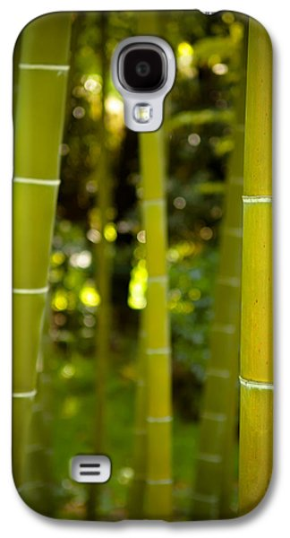 Bamboo Galaxy S4 Cases - Mystical Bamboo Galaxy S4 Case by Sebastian Musial