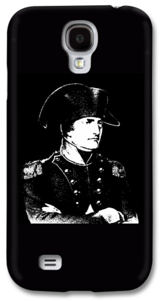 4th July Digital Galaxy S4 Cases - Napoleon Bonaparte Galaxy S4 Case by War Is Hell Store