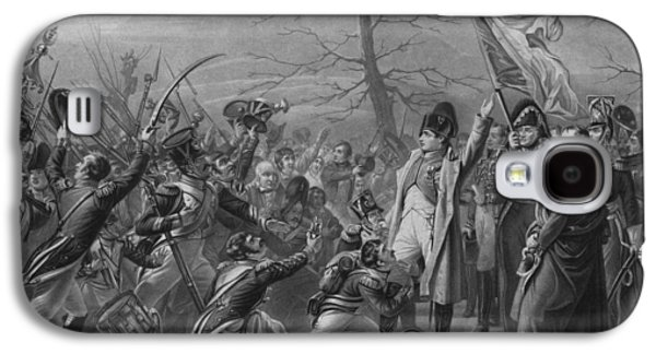 Emperor Galaxy S4 Cases - Napoleon Returns From Elba Galaxy S4 Case by War Is Hell Store