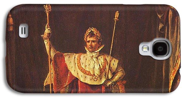 Emperor Galaxy S4 Cases - Napoleon Galaxy S4 Case by War Is Hell Store