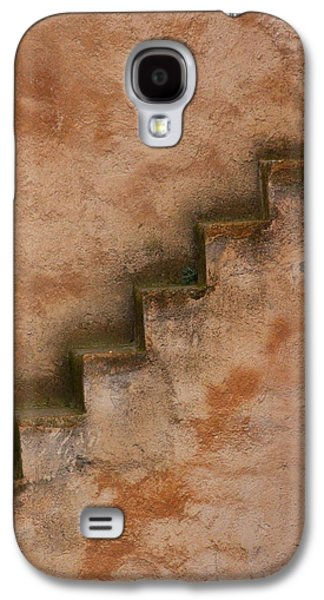 Rabat Photographs Galaxy S4 Cases - Narrow Stairs Galaxy S4 Case by Ramona Johnston