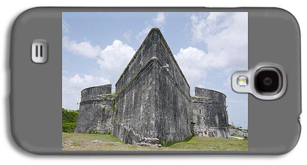 Slavery Galaxy S4 Cases - Nassau - Fort Fincastle Galaxy S4 Case by Richard Reeve