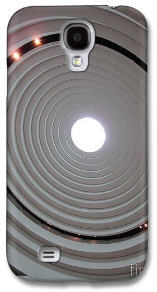 National Museum Of The American Indian 2 Galaxy S4 Case by Randall Weidner