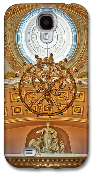 National Statuary Hall Washington Dc Galaxy S4 Case by Susan Candelario