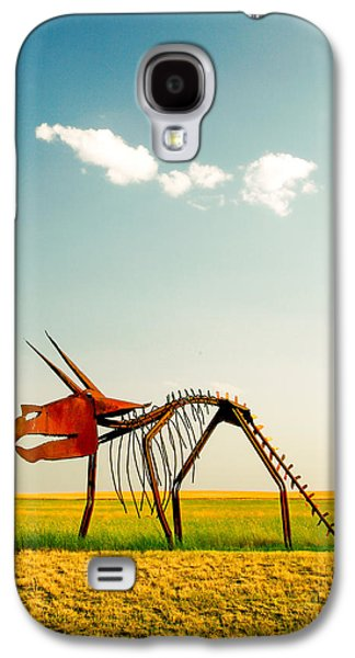 Natural Selection Galaxy S4 Case by Todd Klassy