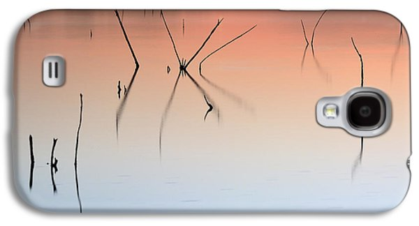 Abstract Landscape Galaxy S4 Cases - Nature Graphics II Galaxy S4 Case by Guido Montanes Castillo