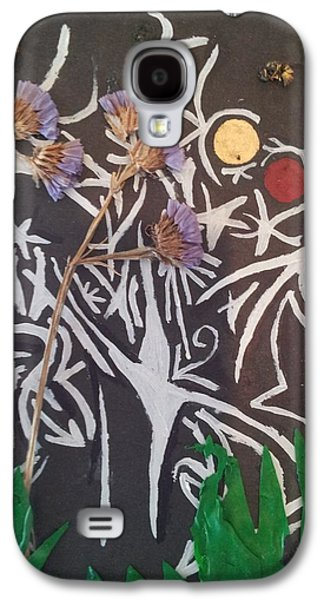 Weathered Reliefs Galaxy S4 Cases - Nature twelve Galaxy S4 Case by William Douglas