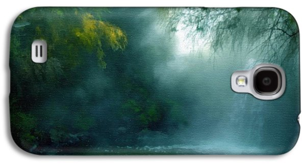 Dreamscape Galaxy S4 Cases - Natures Mystique Galaxy S4 Case by Georgiana Romanovna