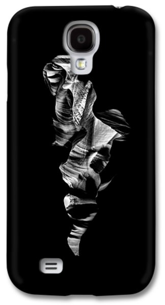Abstract Nature Photographs Galaxy S4 Cases - Navajo Wanderer Galaxy S4 Case by Az Jackson