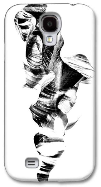 Navajo Wanderer Inverted Galaxy S4 Case by Az Jackson
