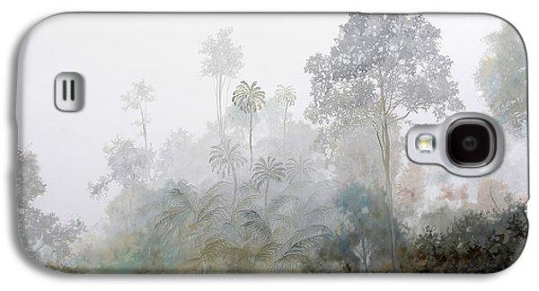Nebbia Nella Foresta Galaxy S4 Case by Guido Borelli
