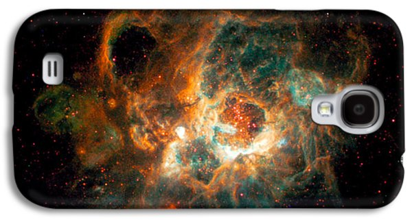 Birth Stars Galaxy S4 Cases - Nebula In Galaxy M33 Galaxy S4 Case by Space Telescope Science Institute  NASA