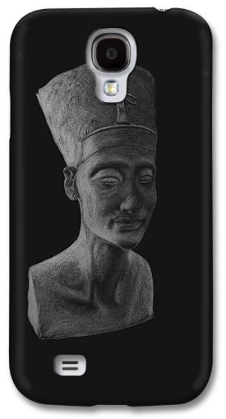 Slavery Galaxy S4 Cases - Nefertiti  Galaxy S4 Case by Nikolai Jonasson