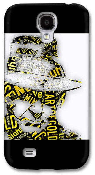 Neil Young Heart Of Gold Galaxy S4 Case by Marvin Blaine