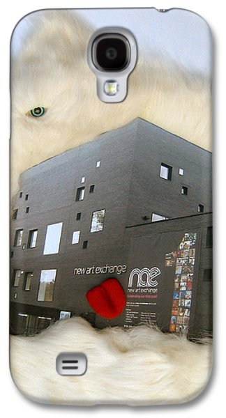 Exchange Mixed Media Galaxy S4 Cases - New Art Exchange Nottingham Galaxy S4 Case by Marcus Clarke